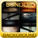Street Backgrounds Bundle - GraphicRiver Item for Sale