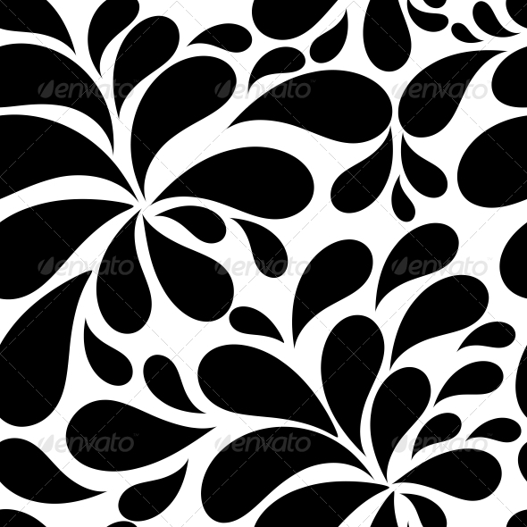 GraphicRiver Floral Seamless Pattern Background for Weddings 6548051