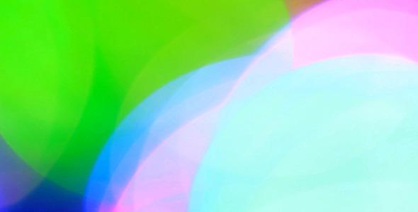 Colorful Bokeh Light 04