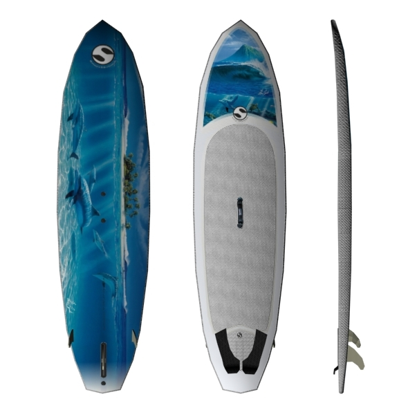 3DOcean water skateboard 6548733