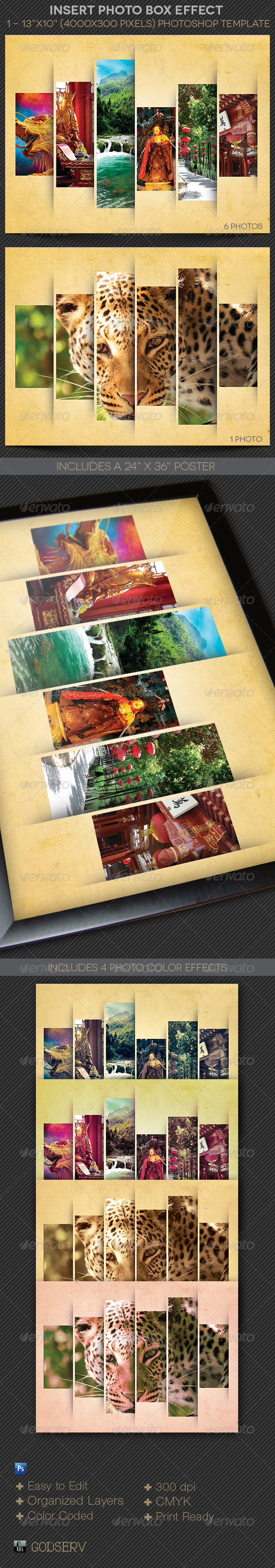 GraphicRiver Insert Photo Box Effect Template 6549285