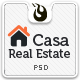 Casa Real Estate Template 51 Pages - ThemeForest Item for Sale