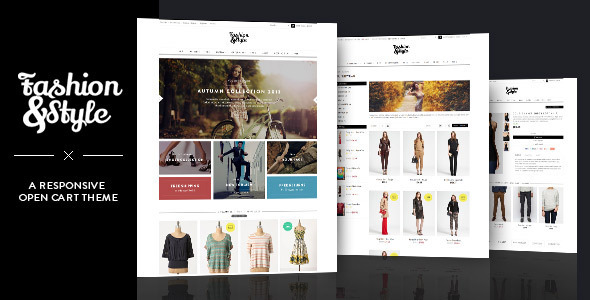 Pav Fashion Responsive Opencart Themes