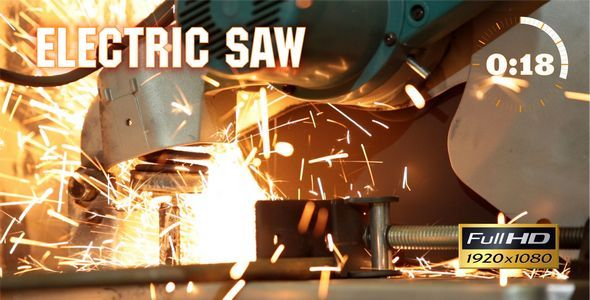 Electric Saw 1