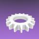 Spur Gear - 3DOcean Item for Sale