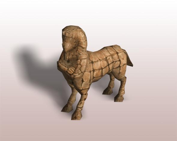 sphinx - 3DOcean Item for Sale
