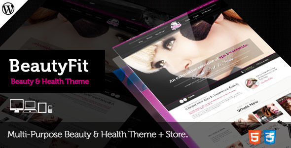 BeautyFit - Health & Beauty Multipurpose Theme - Health & Beauty Retail