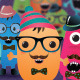 Hipster Monster and Character Creation Kit