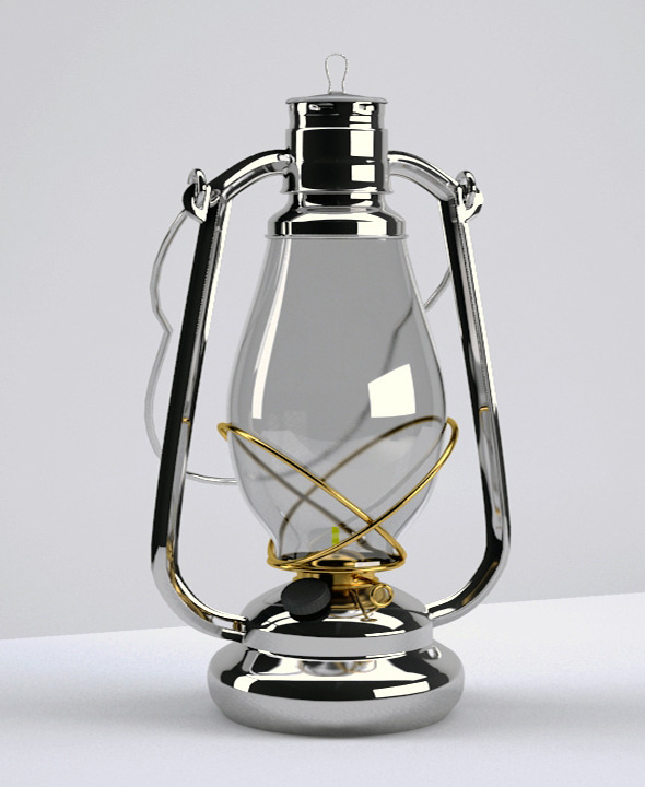 3DOcean lantern 6554153