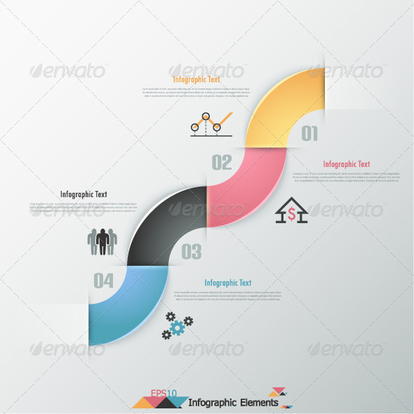 GraphicRiver Modern Infographics Options Banner 6554165