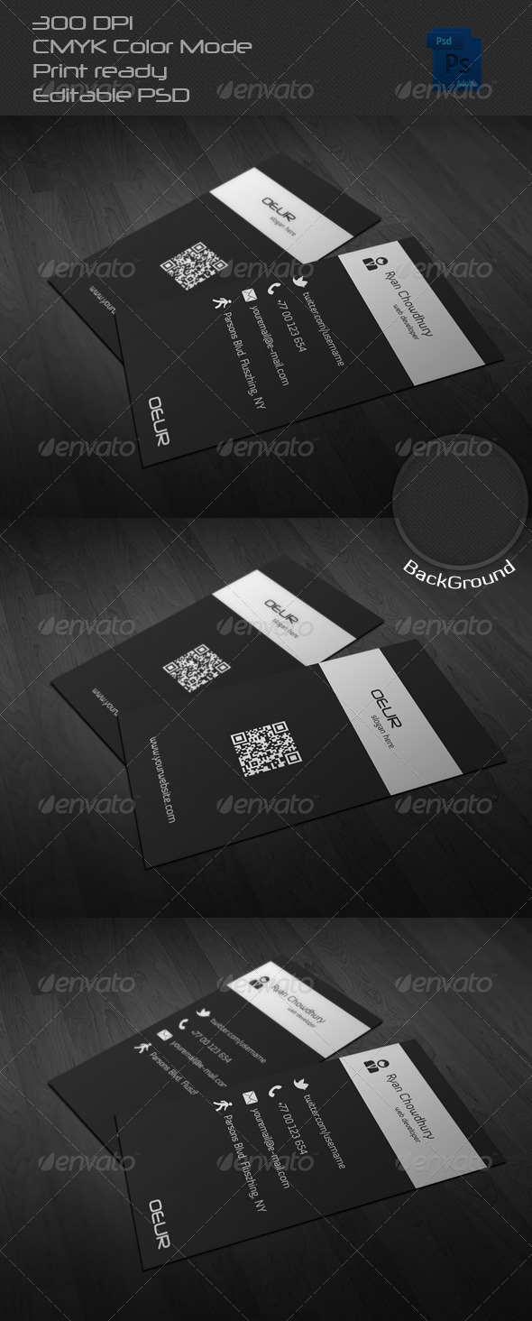 GraphicRiver Corporate Business Card 10 6554580