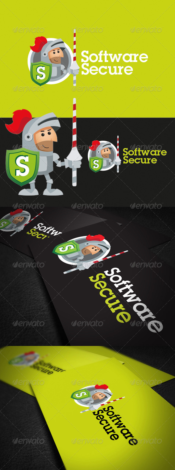 GraphicRiver Software Secure 5573103