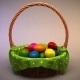 Easter Basket - 3DOcean Item for Sale