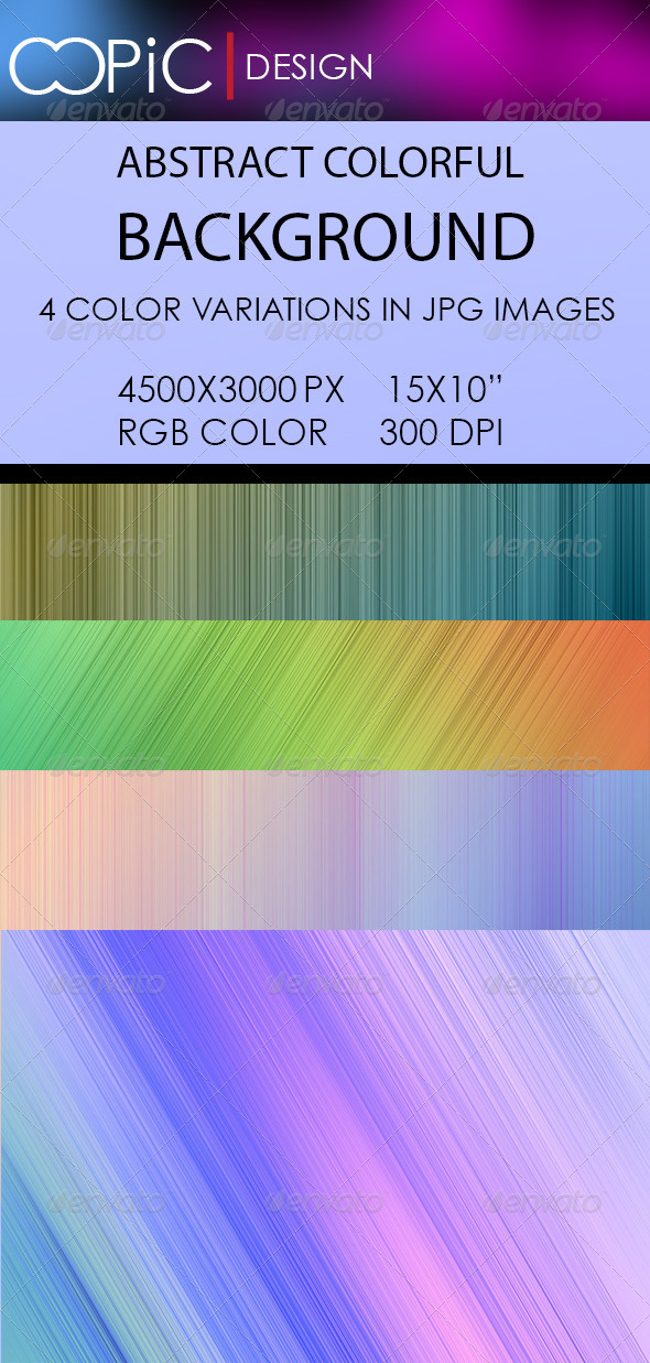 GraphicRiver Colorful Abstract Background 6555072