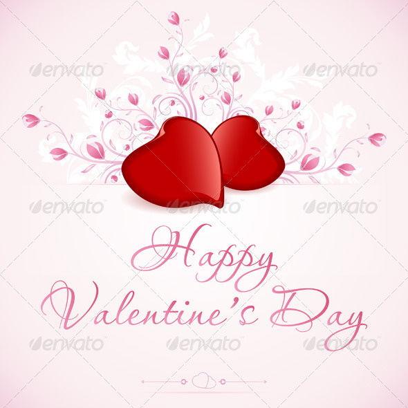 GraphicRiver Valentine s Day Card 6555708