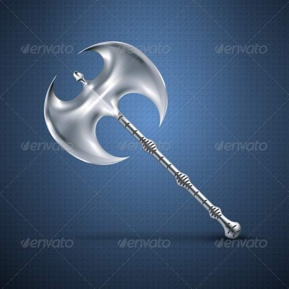 GraphicRiver Axe Tool 6556041