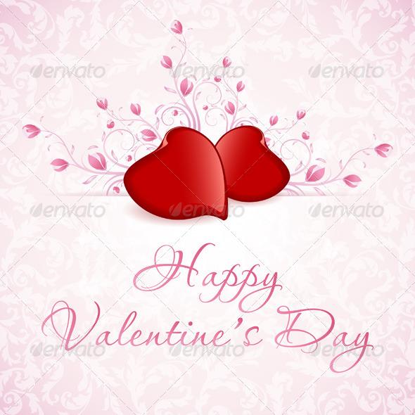 GraphicRiver Valentine s Day Card 6557612