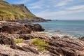 Devon Coastline in summer