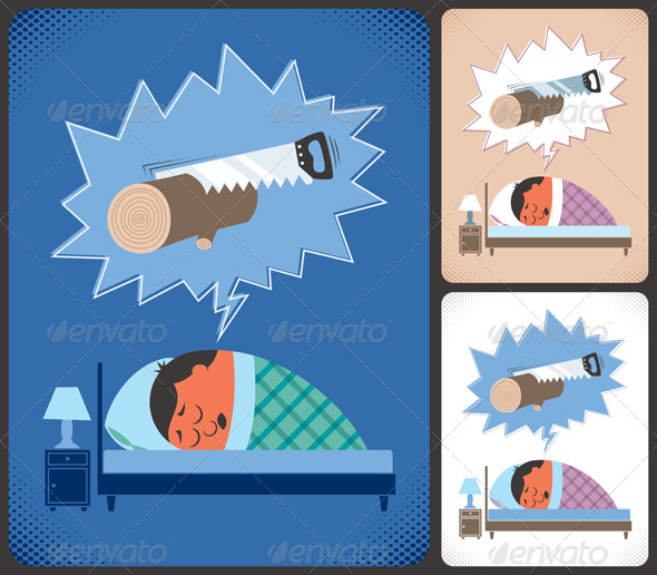 GraphicRiver Snoring 6559640