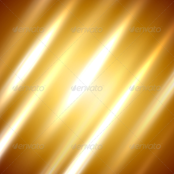 GraphicRiver Golden Lights Abstract Background 6559646