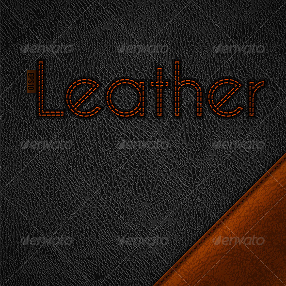 GraphicRiver Leather Background 6559701