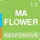 Flower Responsive Magento Theme - ThemeForest Item for Sale