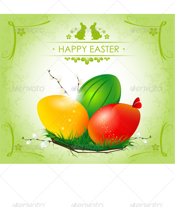 GraphicRiver Happy Easter 6560577