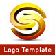 S Logo Template - GraphicRiver Item for Sale