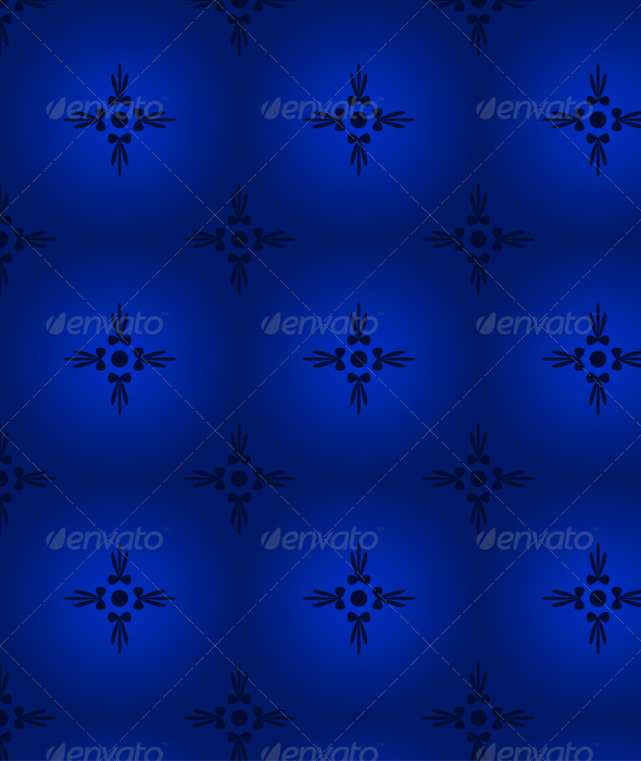 GraphicRiver Vector Luxury Seamless Wallpaper Pattern 6561248