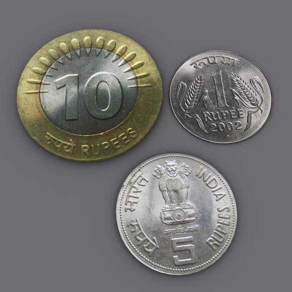 3DOcean Coin 6561782