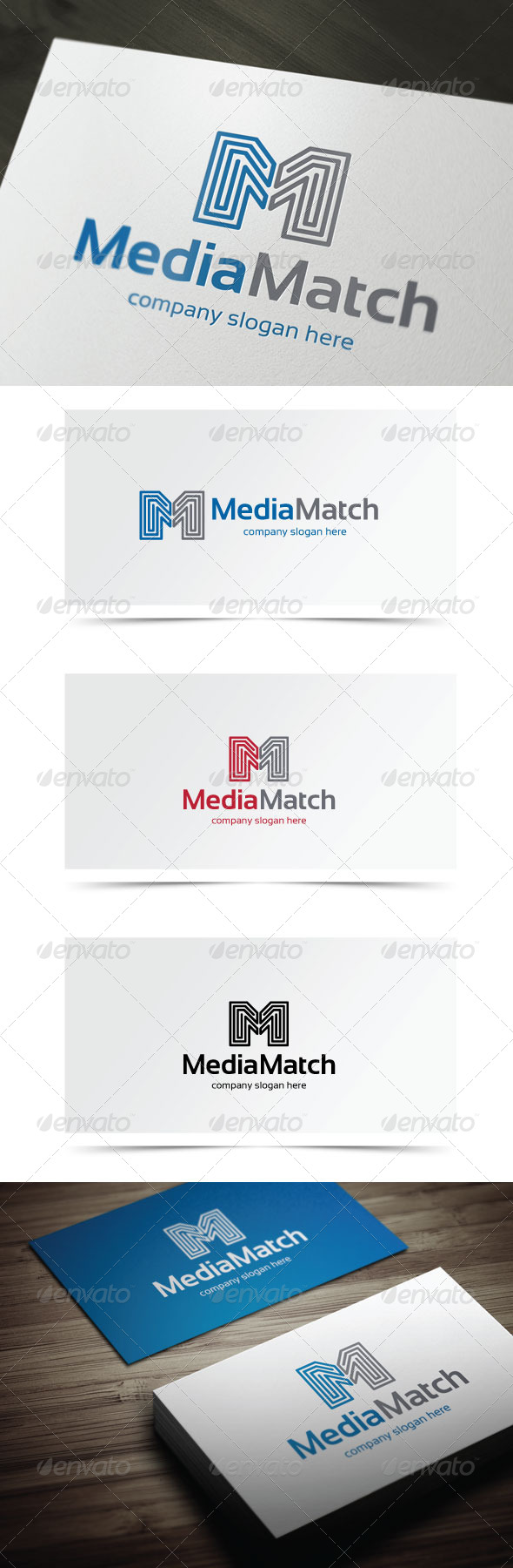 GraphicRiver Media Match 6562342