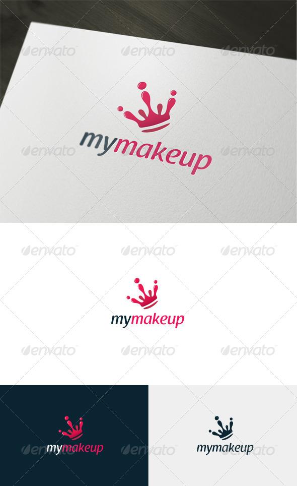 GraphicRiver MakeUp Logo 6557703