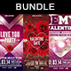 Valentine Bundle Vol. 4 - GraphicRiver Item for Sale