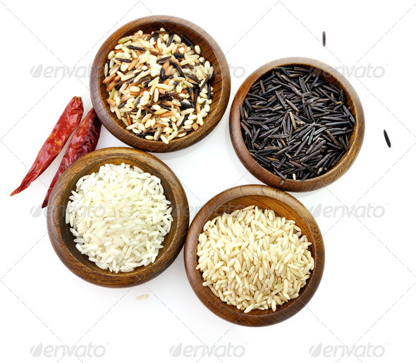 Rice - Stock Photo - Images