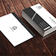 White Best Business Card - GraphicRiver Item for Sale