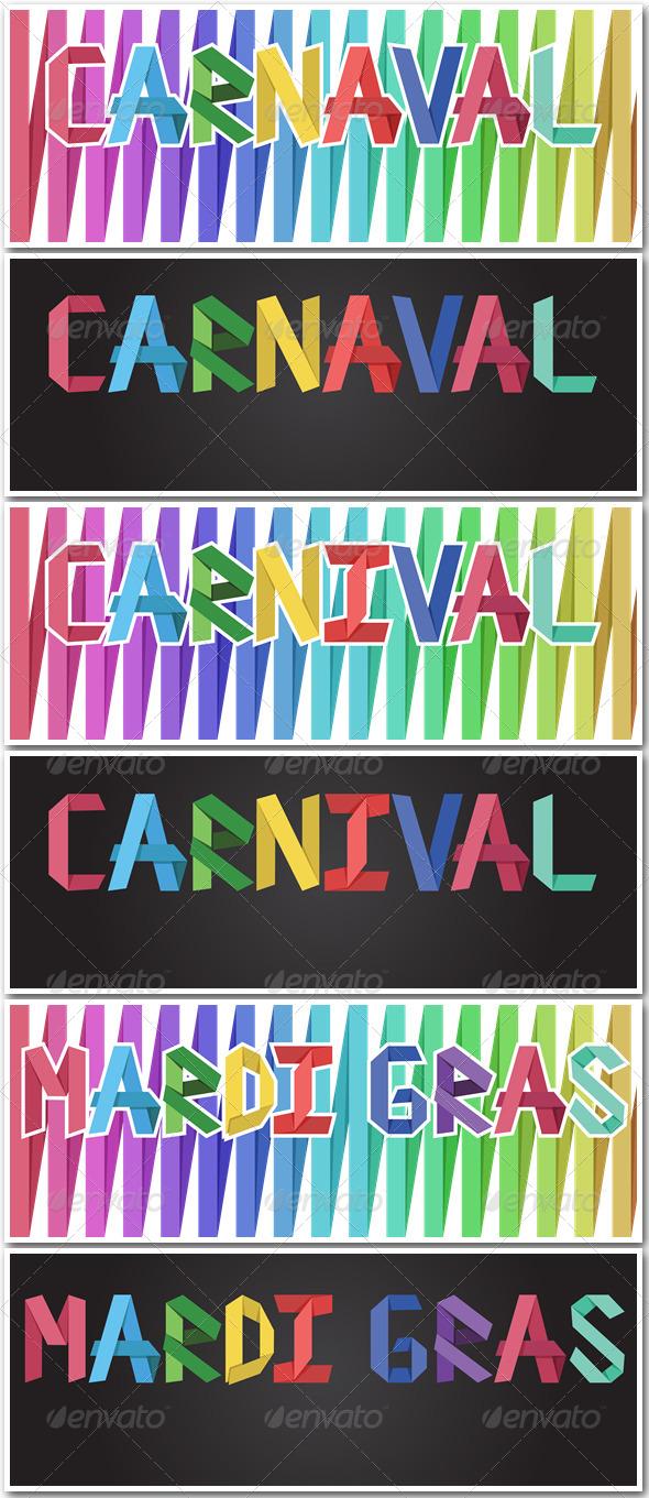 GraphicRiver Carnaval Carnival & Mardi Gras FB Timeline Cover 6564214