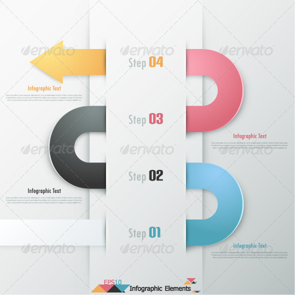 GraphicRiver Modern Infographics Options Banner 6564731