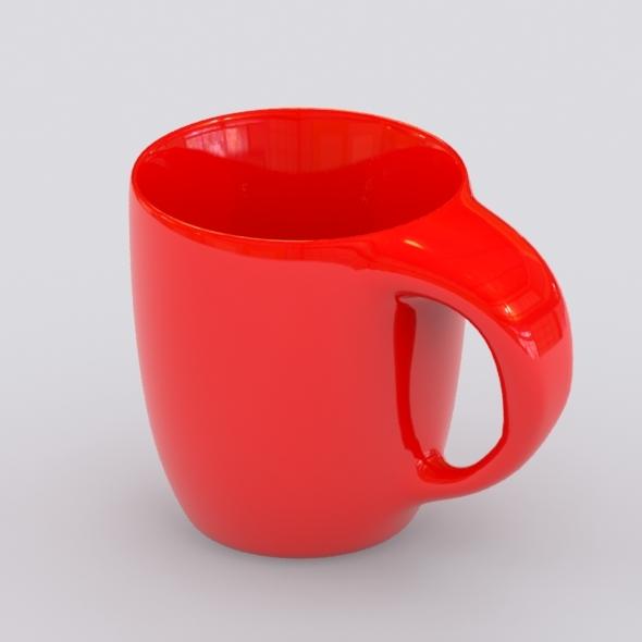 3DOcean cup 6564901