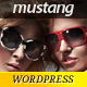 Mustang - Business & Portfolio Theme - ThemeForest Item for Sale