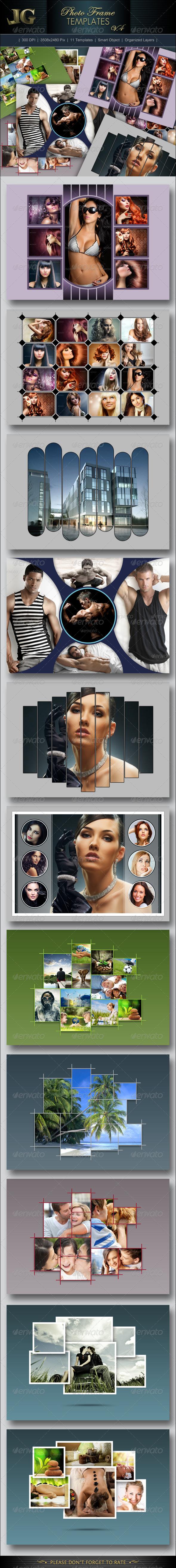 GraphicRiver Photo Frames V4 6568984
