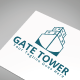 Gate Tower Logo Template - GraphicRiver Item for Sale