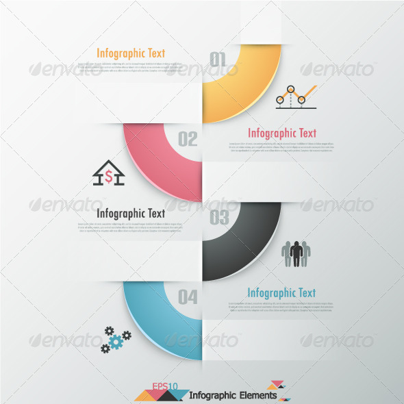 GraphicRiver Modern Infographics Options Banner 6569569