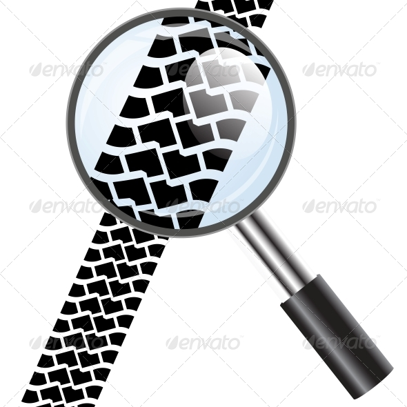 GraphicRiver Magnifying Glass Icon 6569629