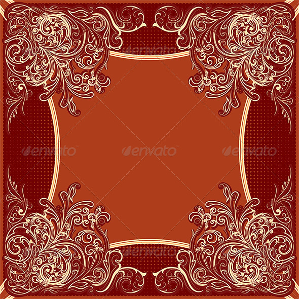GraphicRiver Retro Frame 6569711