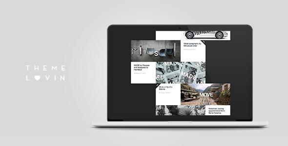 Slurp: Minimalistic and Creative Grid Portfolio - Portfolio Creative