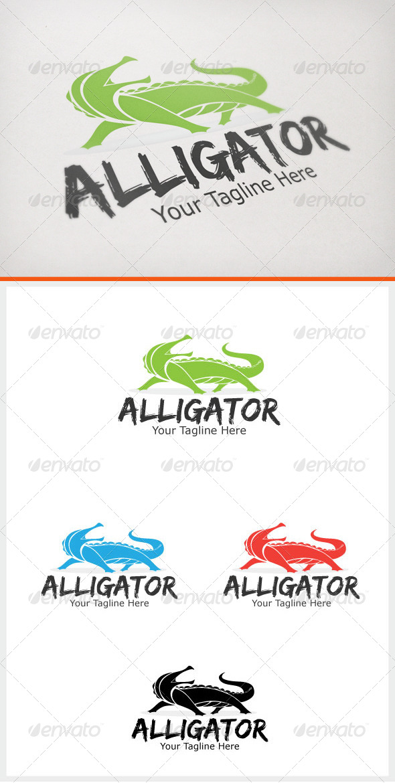 GraphicRiver Alligator 6570077