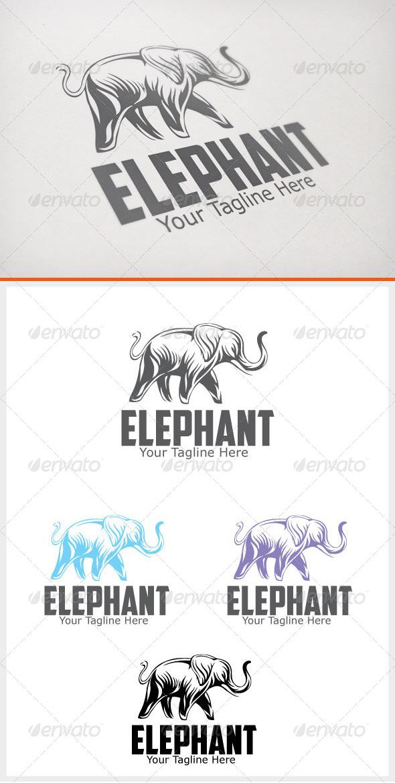 GraphicRiver Elephant 6570162