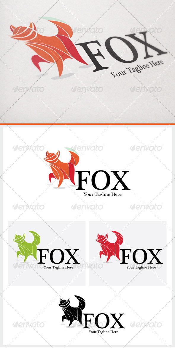 GraphicRiver Fox 6570267