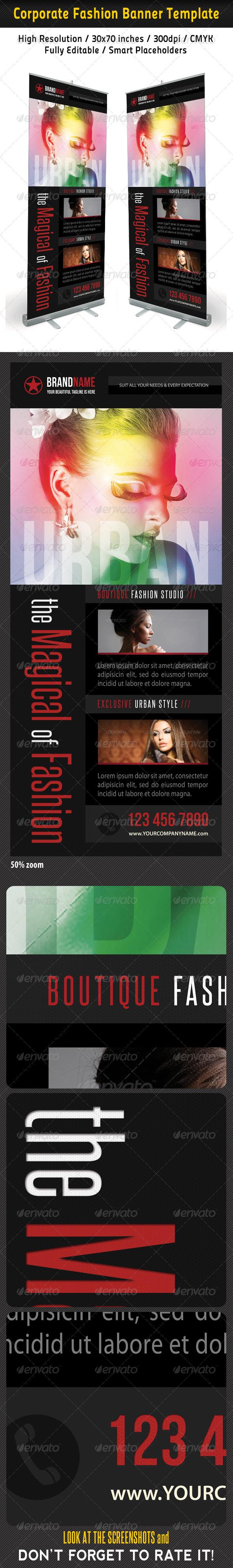 GraphicRiver Fashion Multipurpose Banner Template 23 6570285