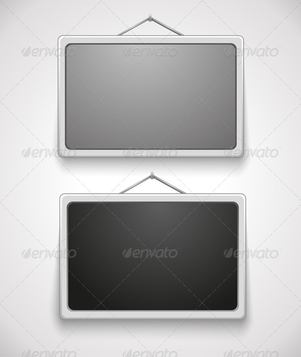 GraphicRiver Wall Frames 6570289